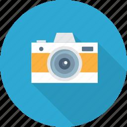 camera, digital, lens, multimedia, photography, shutter icon