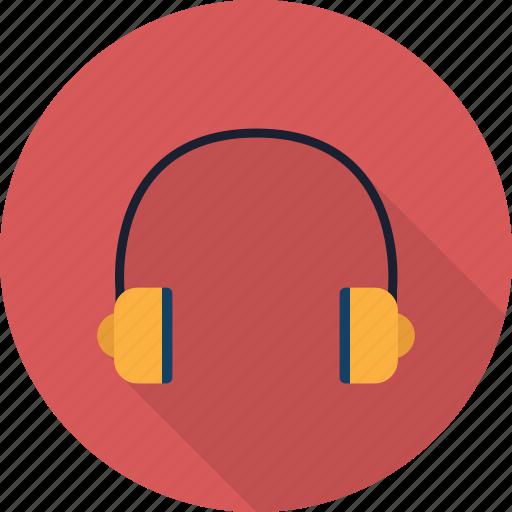 communication, headset, multimedia, operator, speaker icon