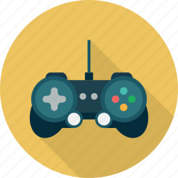 console, controller, game, joystick icon