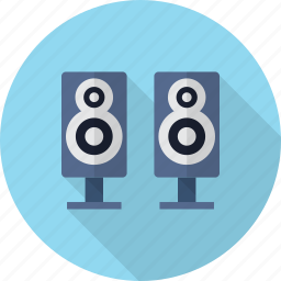 audio, loudspeaker, multimedia, sound, speaker, voice, volume icon