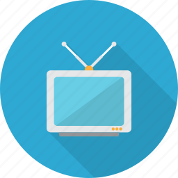 home, multimedia, screen, technology, television, tv icon
