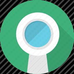 cam, camera, communication, video, webcam icon