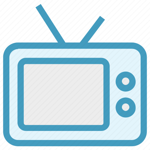 monitor, movie, multimedia, screen, television, tv, watch icon