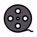 movie, film, multimedia, cinema, reel