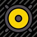 woofer, sound, audio, music, speaker