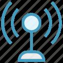 beacon, multimedia, radio, signal, wave, wifi
