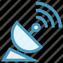 antenna, connect, internet, multimedia, satellite, signal, strength