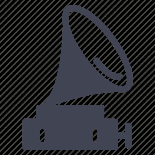 audio, gramophone, media, multimedia, music, sound icon