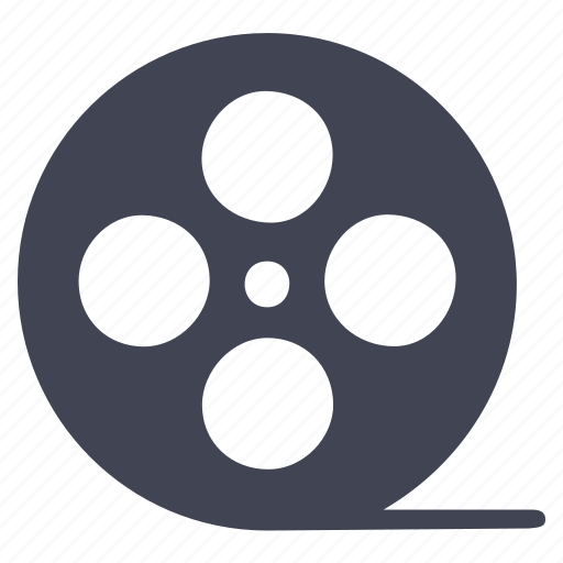 media, movie, movies, multimedia, reel icon
