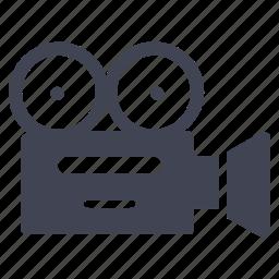 device, media, movie, movies, multimedia, projector, video icon
