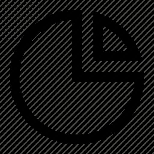 analysis, chart, graph, pie, report, statistics icon