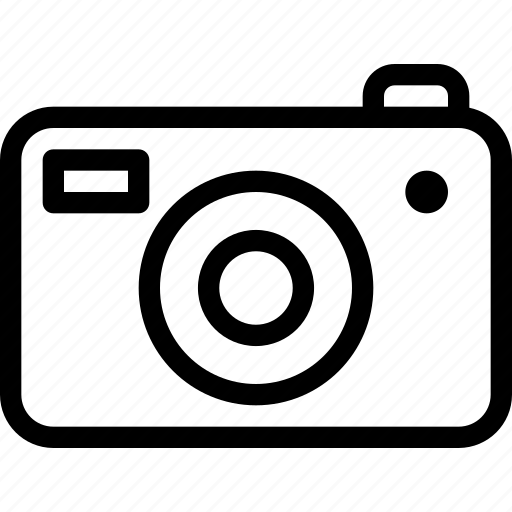 camera, multimedia, photo, photo camera, photograph, photography, technology icon