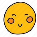 emoticon, happy, multimedia, smiley icon
