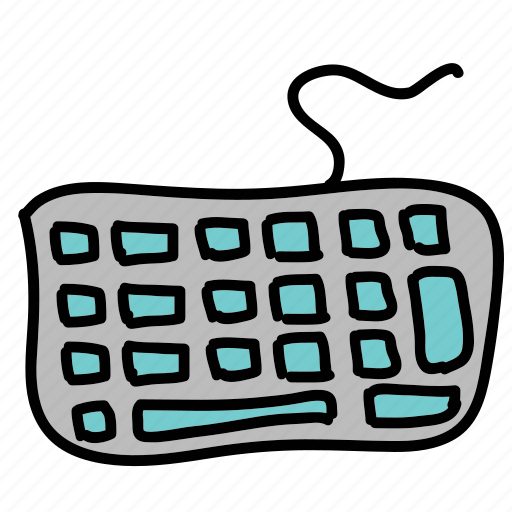 chat, keyboard, multimedia, send, type, write icon