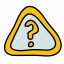 information, mark, multimedia, question, sign icon