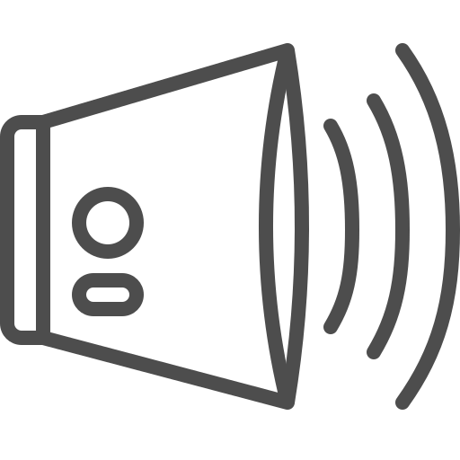audio, music, play, sound, turn, up, volume icon