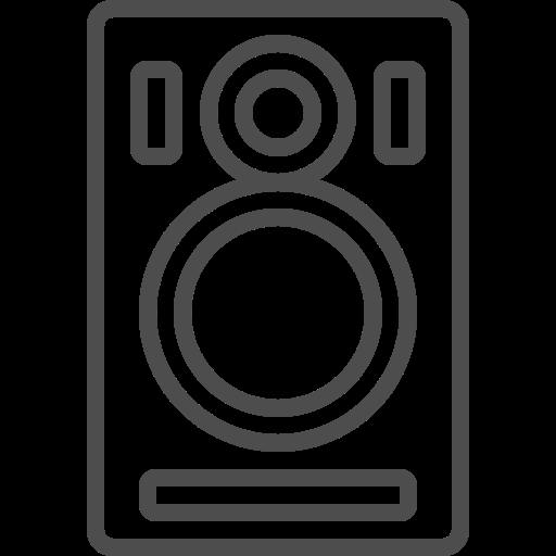 audio, loudspeaker, multimedia, play, song, sound, speaker icon