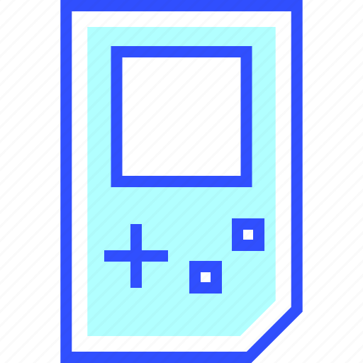 device, electronic, entertainment, gadget, gameboy, multimedia, play icon