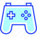 device, electronic, entertainment, gadget, gamepad, multimedia, play icon