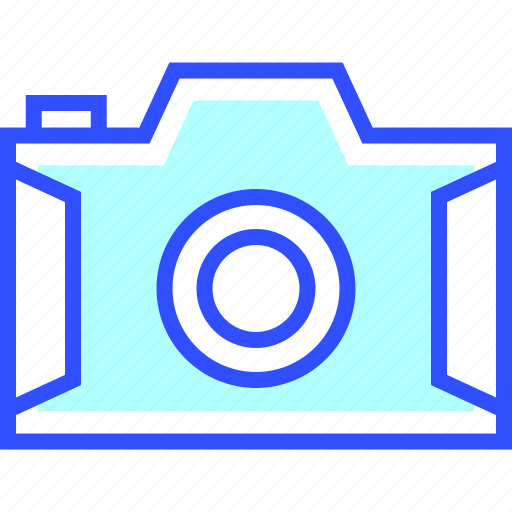 camera, device, electronic, entertainment, gadget, multimedia, play icon