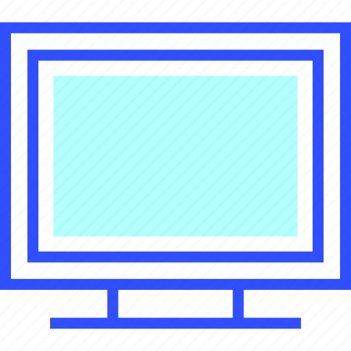 device, electronic, entertainment, gadget, multimedia, play, television icon