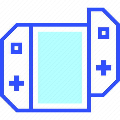 device, electronic, entertainment, gadget, multimedia, nintendo, switch icon