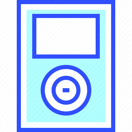 audio, device, electronic, entertainment, gadget, multimedia, player icon