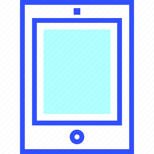 device, electronic, entertainment, gadget, multimedia, play, tablet icon