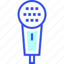 device, electronic, entertainment, gadget, microphone, multimedia, play icon