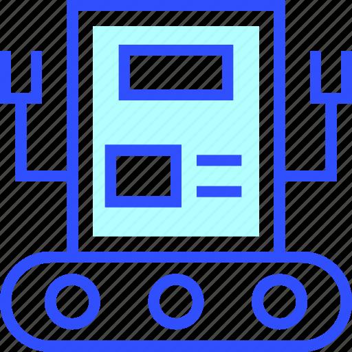 device, electronic, entertainment, gadget, multimedia, robotic, toys icon