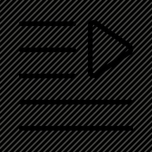 list, media, playlist icon
