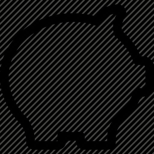 Bank, piggy, banking, business, cash, finance, money icon - Download on Iconfinder