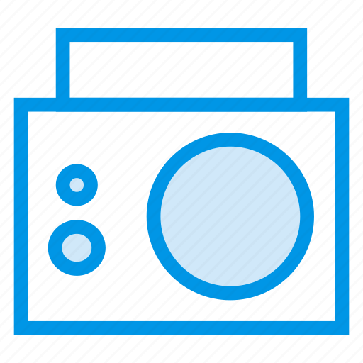 antenna, frequency, media, music, radio, technology, wave icon