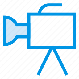 camera, device, film, media, movie, multimedia, video icon