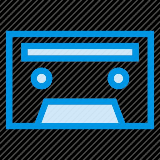 audio, cassette, media, music, play, record, sound icon