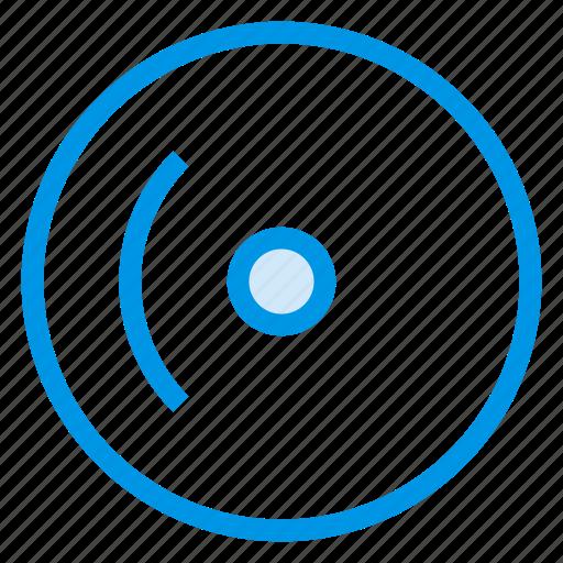 cd, disc, disk, drive, dvd, media, reader icon