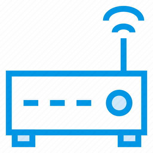 computer, controller, device, interface, router, sound, technology icon