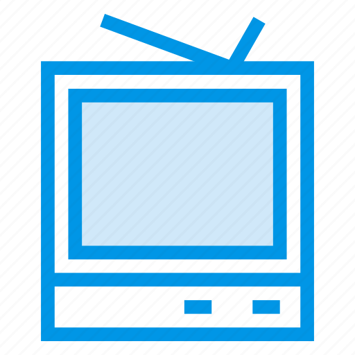 devices, entertainment, film, monitor, movie, television, tv icon
