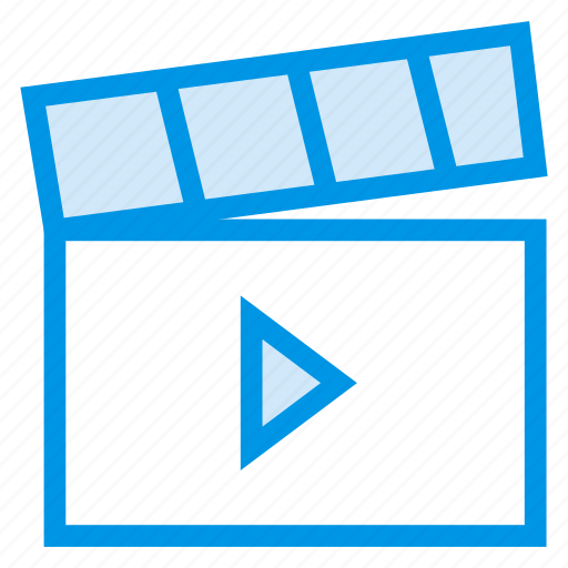 cinema, film, media, movie, production, recorder, video icon
