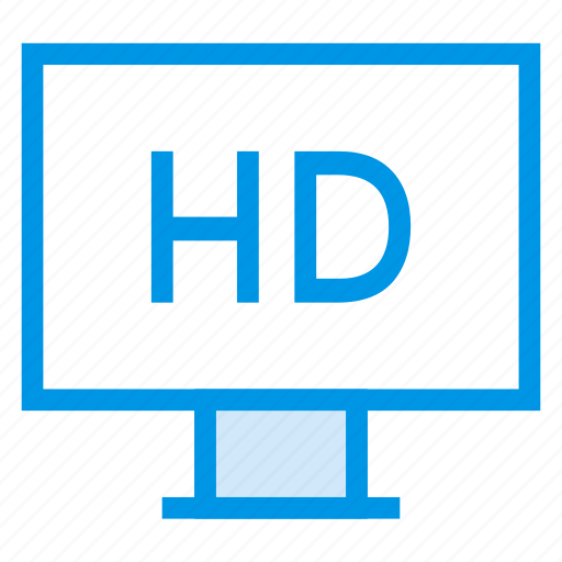 hd, high, ledtv, monitor, quality, screen, tv icon