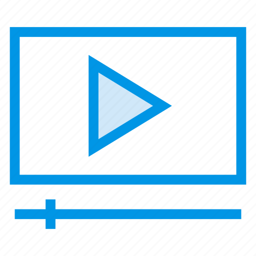 film, media, movies, play, player, record, video icon