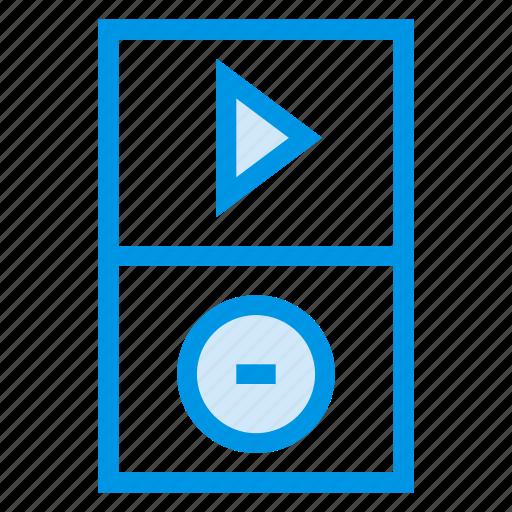 audio, console, media, multimedia, music, player, radio icon
