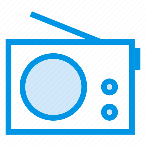 antenna, fmradio, music, radio, satellite, signal, technology icon