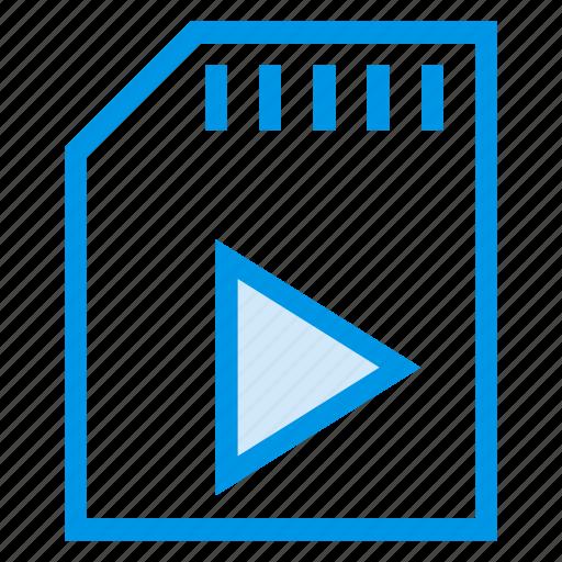 camera, device, media, movie, record, tape, video icon