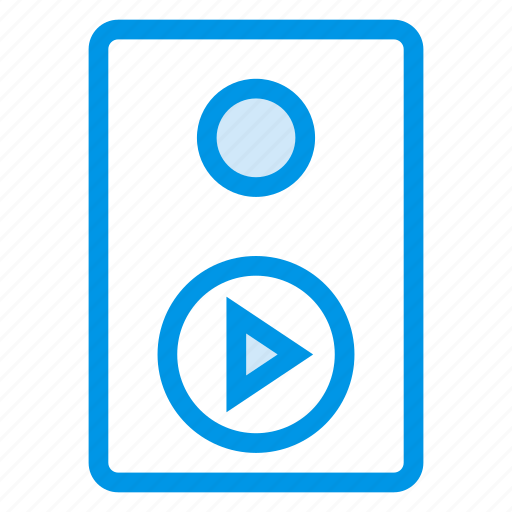 announcement, attention, device, loud, music, sound, speaker icon