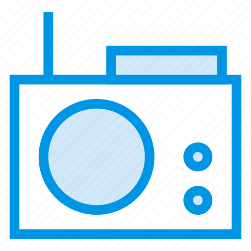 audio, audiotape, cassette, media, record, sound, tape icon