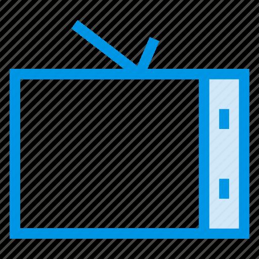 cable, entertainment, media, sound, television, televison, tv icon