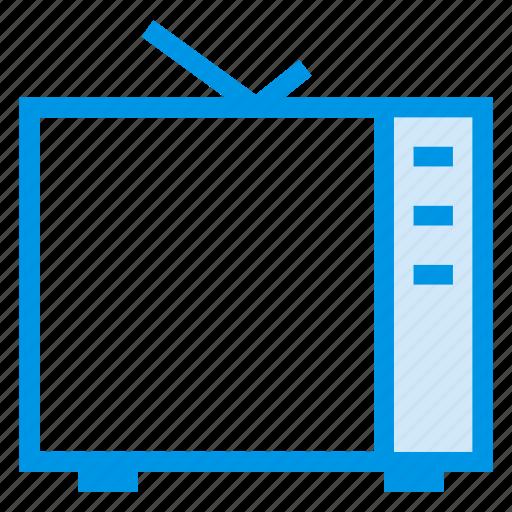 chanel, control, desktop, devices, entertainment, television, tv icon