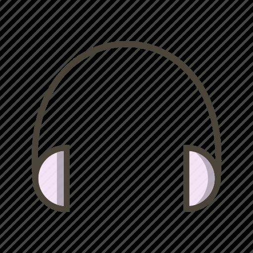 head phone, headphone, headphones icon