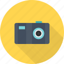 camera, digital, film, image, lens, photo, video icon